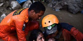 indonezija cunami