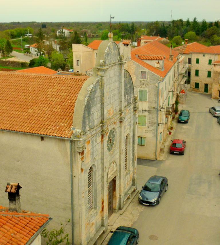 savičentska crkva